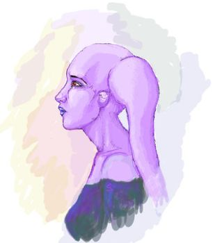 purple one by Nefrit