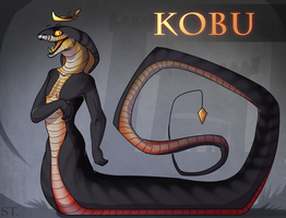 [CLOSED] Adopt Auction - KOBU by Terriniss