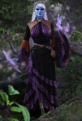 Wild Winds Outfit, Hair and Poses 2 by crenderIT
