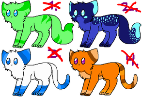 **CLOSED** *~Point Adoptables~* by Mimjett