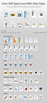 Light Icons Minitype Iconset by raditeputut