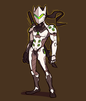 Genji by Ionic-Isaac