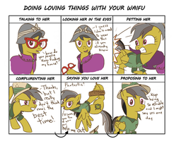 Daring Do Waifu Chart by varemiaArt