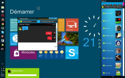 Windows Phone 7 Skin Digsby by PatchyKev