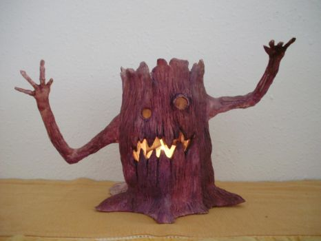 scary tree by erez-mor