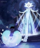 The white diamond authority by Ravennist