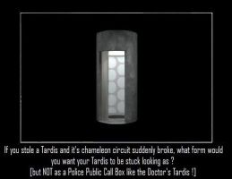 Doctor Who - If YOU stole a Tardis by DoctorWhoOne