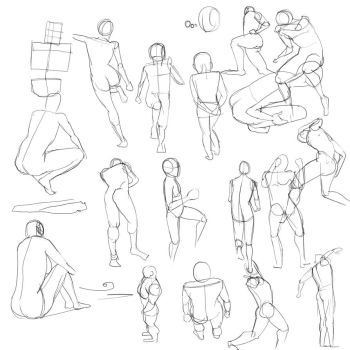 Poses3 by Voi-Tech
