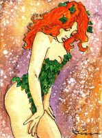 Poison Ivy by Jerantino