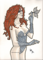Nick Acs - Poison Ivy - 001 by nick-axe