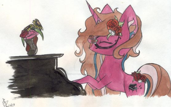 Mystic Manes Piano Lessons by DiscoverstarsArtwork