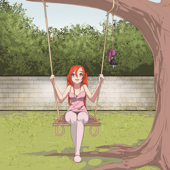 Noose swing set by TheJennyPill
