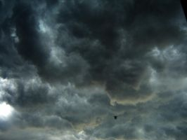 Stormy Sky 06 by Tash-stock