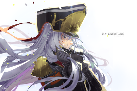 [Re:creators] Altair by NaseCafe by NaseCafe