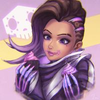 Cupcake Sombra by umigraphics