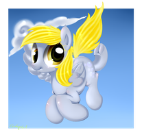 Derpy Hooves by CarligerCarl