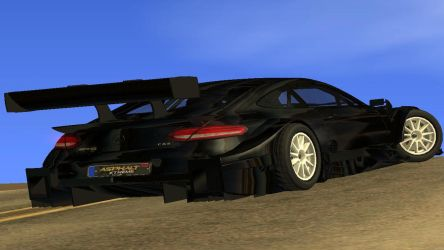 Mercedes Benz AMG C63 Touring Car 2016 by GamePonySly