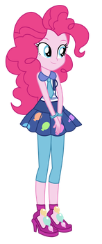 Pinkie Pie - Friendship Games by MixiePie