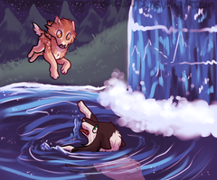 RoM- Bambi to the Rescue! by Eaglidots