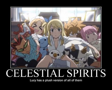 Celestial Spirits by LemonLlama55532