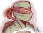 Mikey by sampsonknight