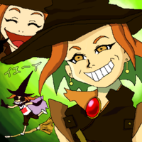 Arus:Tweeny Witches by nulluo
