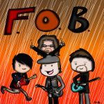 Fall Out Boy by DEERMASK