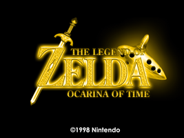 Ocarina of Time by Couiche