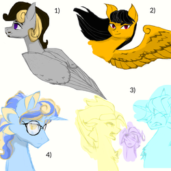 H1ROH1TO doodles! by VividSpark