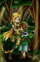 Stay Close... by Lady-of-Link
