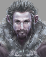 Fili - WIP by FlorideCuts