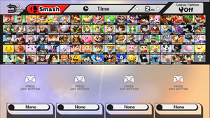 Smash Wii U Expansion (First Edition) by ConnorRentz