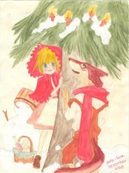 Christmas Time by Lilain