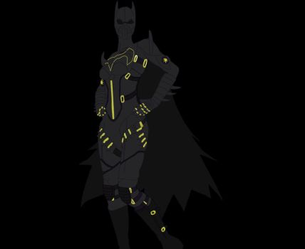 Cassandra Cain Batgirl (Injustice Mobile) by 1Rabbitty1
