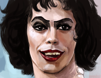 sweet transvestite by Sipr0na