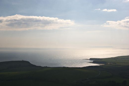 Kimmeridge Bay, Late Afternoon by wafitz