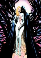 Cloak and Dagger 01 by OneSheepArmy