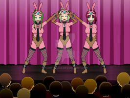 the hypno bunnys are make a new one by hunter4545