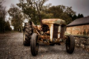 1949 Tractor by Mitch1969