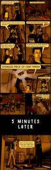 BATIM Comics - If Henry was a kid by SeriousNorbo