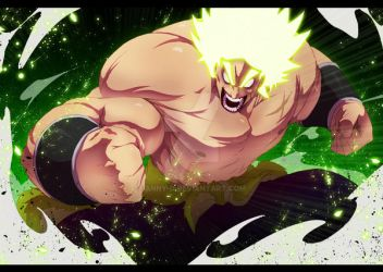 New Broly by Anny-D