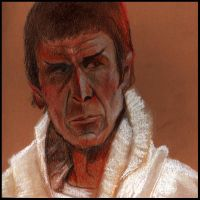 Spock by philippeL