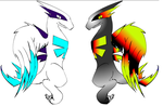 -Original Custom Lugia Designs by Eternalskyy