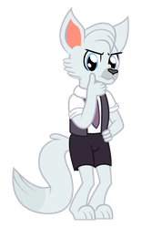 Dr. Wolf by 1992zepeda
