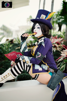 Mad Moxxi - Insatiable by Enasni-V