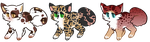 Speckled Adopts :OPEN Re-upload: by PilusWorks