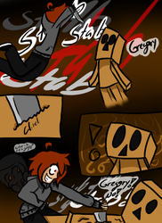 Friends Page 14 by Lace15