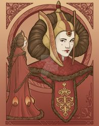 Amidala by khallion