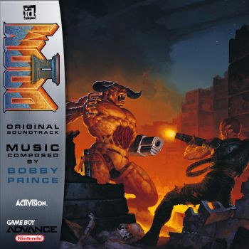 DOOM II 2002 GameBoy Advance Original Soundtrack by THEGALATF