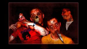 Crazy Zombies by FirGeL
